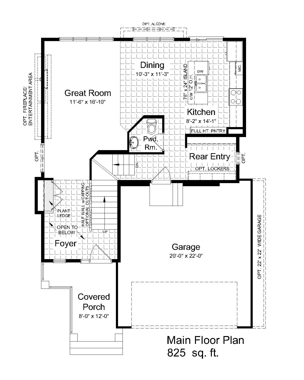 The Heather Hilton Homes Winnipeg Home Builders